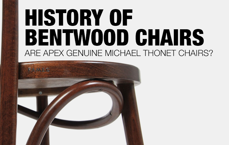 What Is An Original Bentwood Chair?