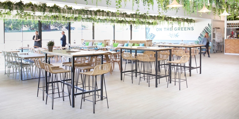 Bowling Club Bistro Revamp – Bistro on the Greens