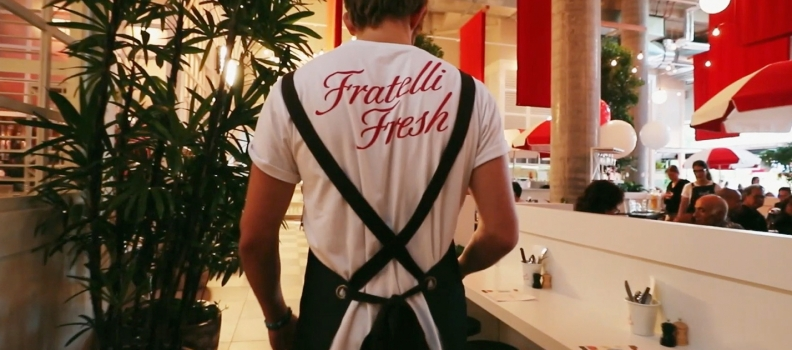 Fratelli Fresh – Darling Harbour by APEX Commercial Furniture