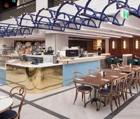 M&G Cafe and Bar by Luchetti Krelle