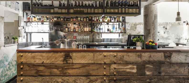The Nelson gets a fresh rustic style